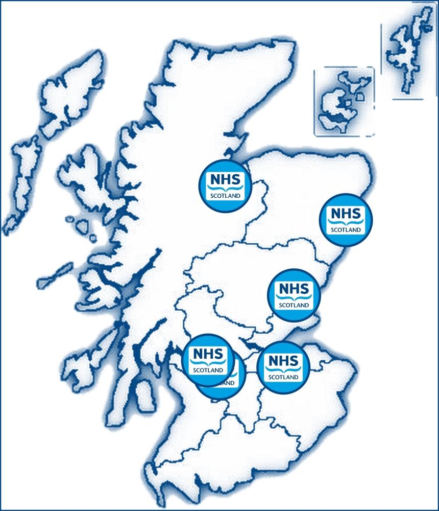 Scottish Haemophilia Centres