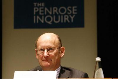 The Penrose Inquiry Final Report will be published on the 25 March 2015.