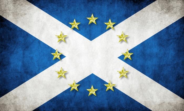 Image result for eu scotland flag