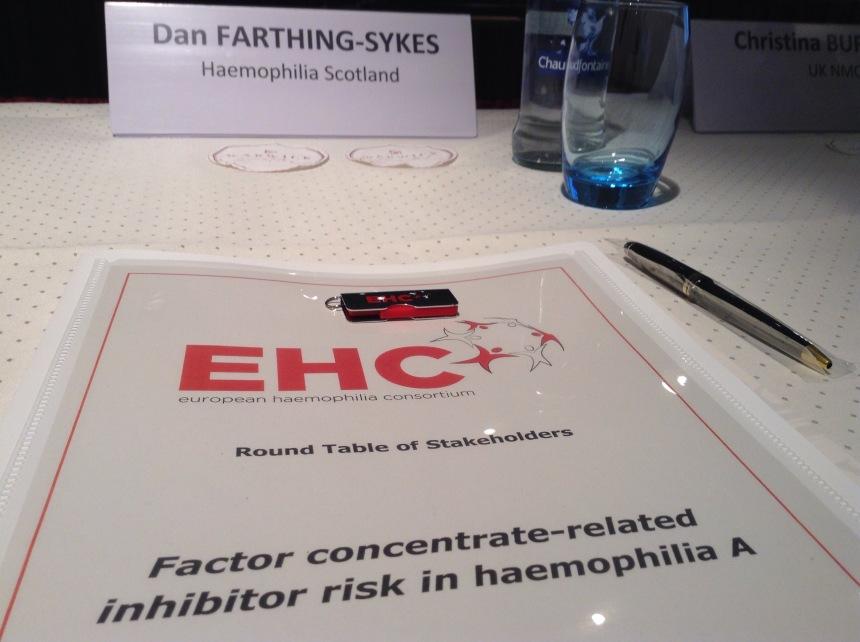 The EHC run very professional meetings