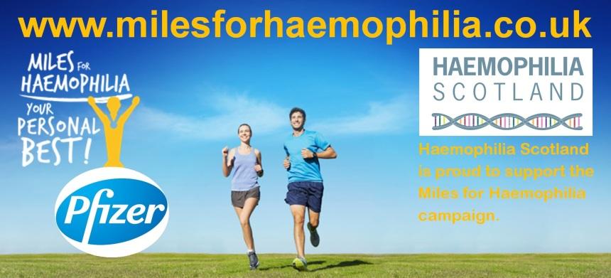 Miles for Haemophilia