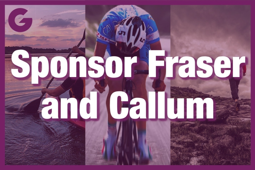 Support Fraser and Callum