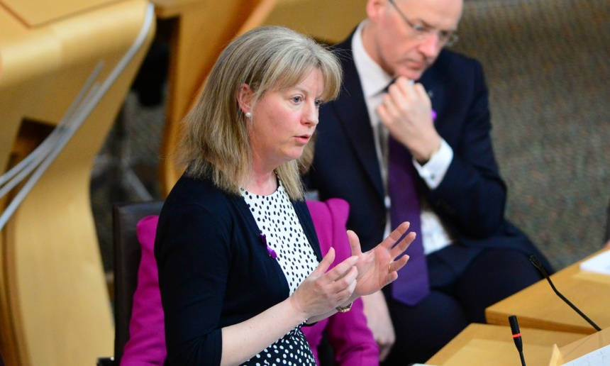 Scots Health Secretary promises action on NHS infected blood scandal