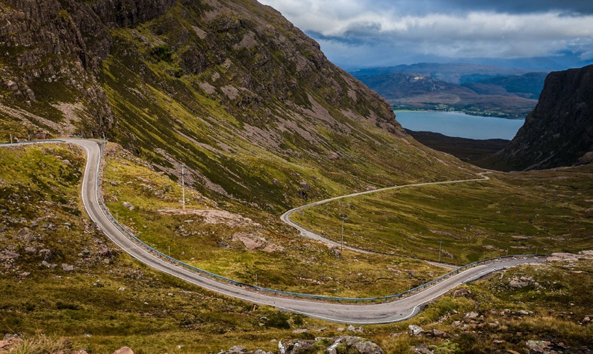 Applecross Pass