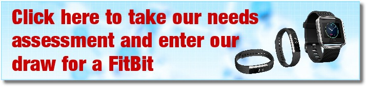 Take our survey and enter the draw